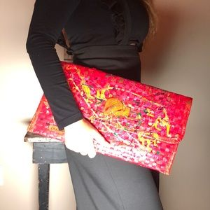 Handbags - Big chic clutch